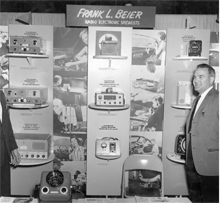 History Beier Show Booth WEB
